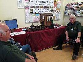 Bentley Miniature Railway