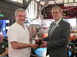 Keith Nock Memorial Trophy Presentation